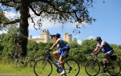 Le bel été de la petite reine le long de la Loire