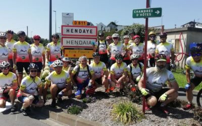 De Hendaye à Cerbère, un voyage réussi
